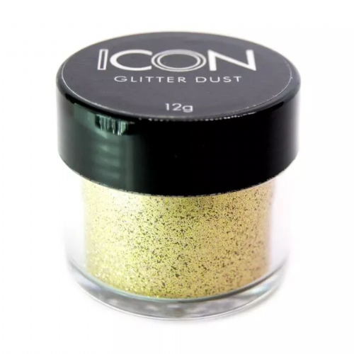Icon Glitter - Platinum